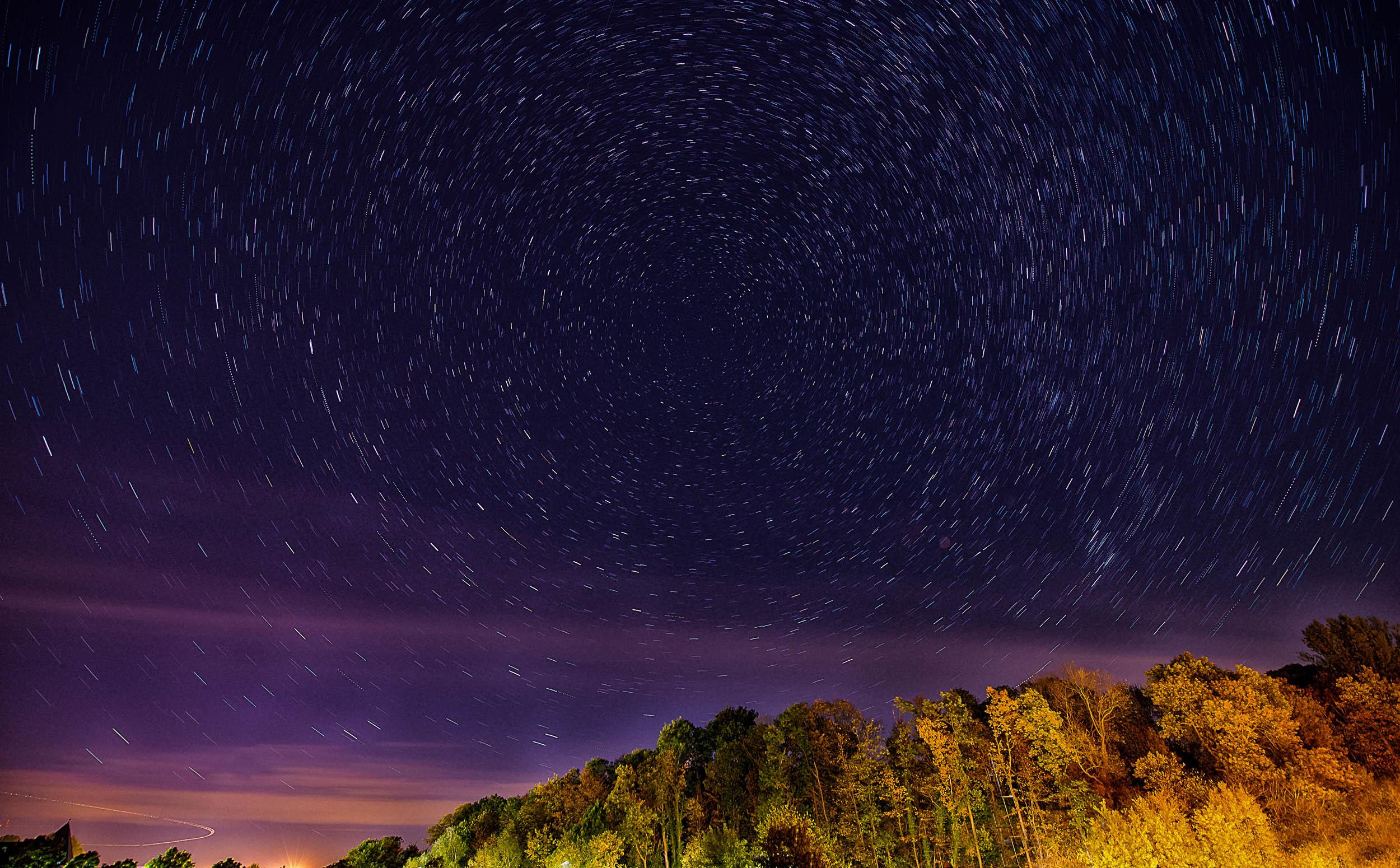 about me startrails